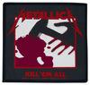 Metallica Kill 'Em All Patch schwarz weiß rot powered by EMP (Patch)
