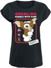 Gremlins Handle With Care powered by EMP (T-Shirt)