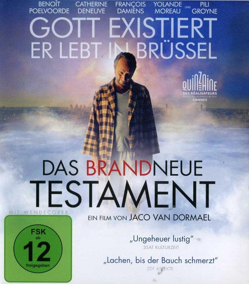 Das Brandneue Testament Soundtrack