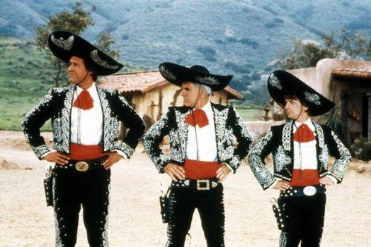 Drei Amigos!