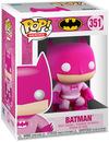 Batman Batman (Breast Cancer Awareness) Vinyl Figur 351 powered by EMP (Funko Pop!)