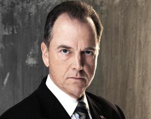 Gregory Itzin als Präsident Charles Logan © 20th Century Fox