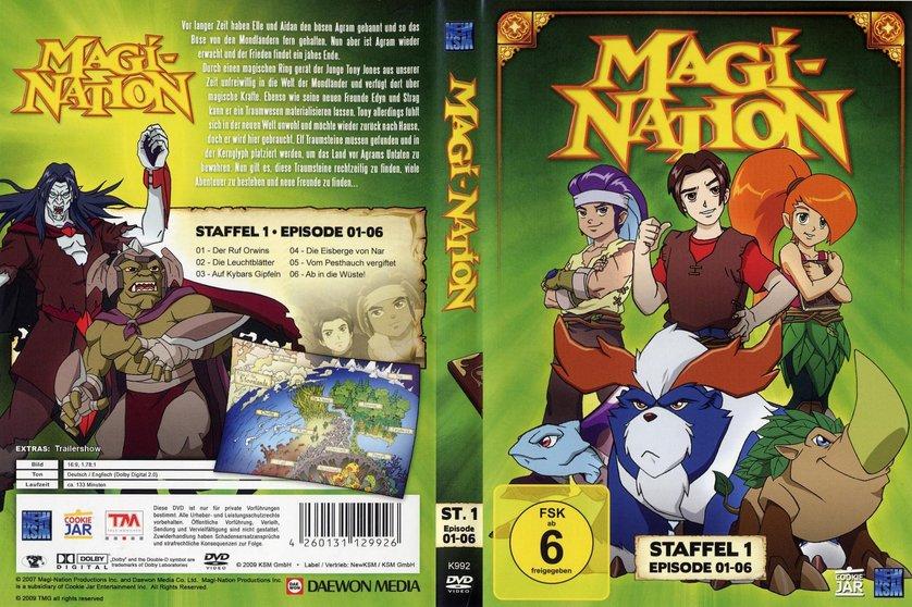 Magi Staffel 1
