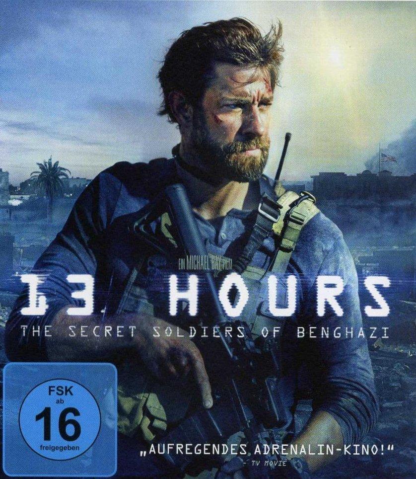 13 hours the secret soldiers of benghazi deutsch