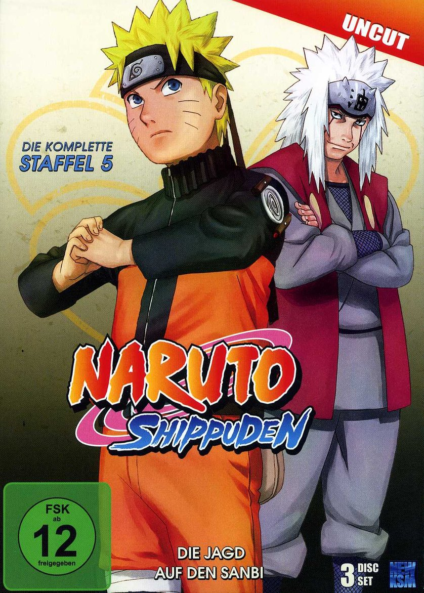 Naruto Staffel 5