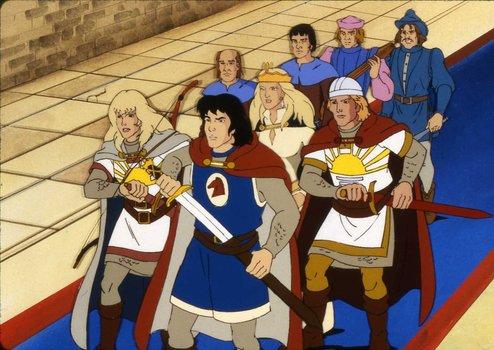 Die Legende von Prinz Eisenherz