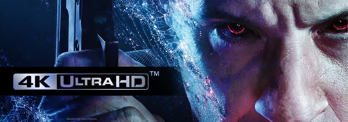 Die schärfsten 4K UHD Filme: 4K Neuheiten - Beste Qualität für dein Heimkino!