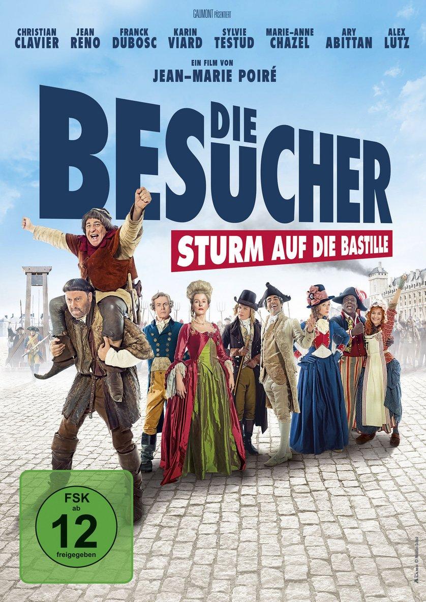 Sturm Auf Die Bastille Film