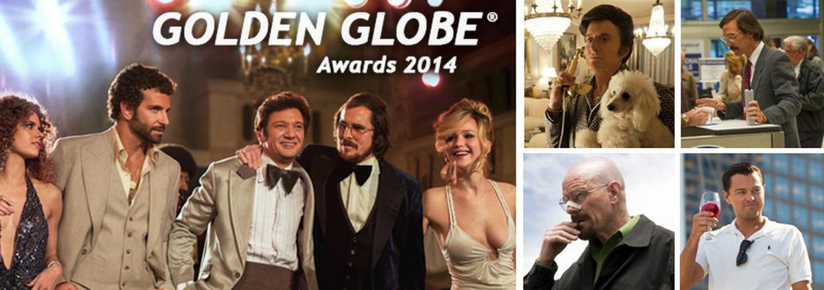 GG-Gewinner: Golden Globes 2014: Hier sind die Gewinner