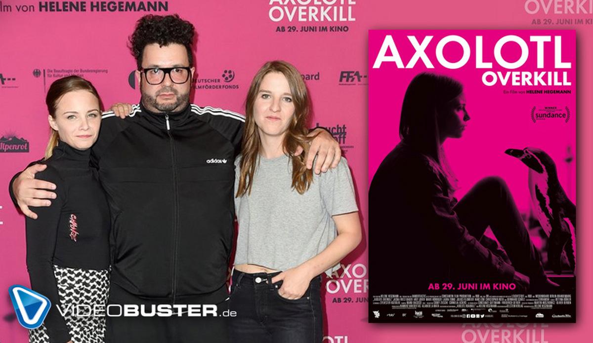 Axolotl Overkill: Gefeierte Deutschlandpremiere in Berlin