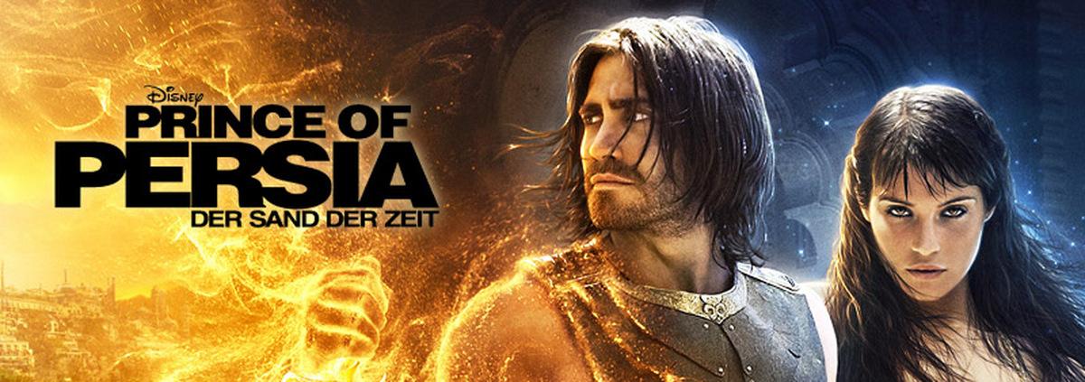 Jetzt im Verleih: Prince of Persia: Einladung in ein episches Fantasyabenteuer