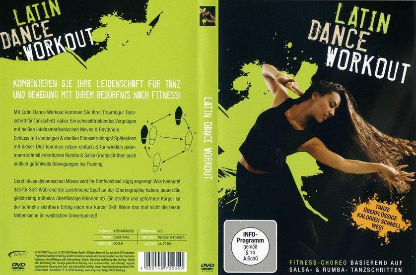 Latin Dance Workout Videos 30