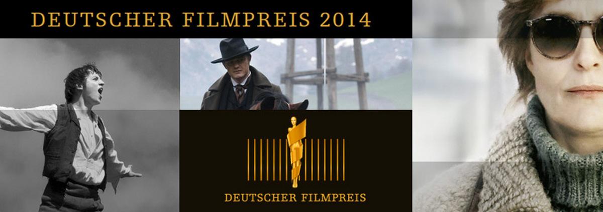 Deutscher Filmpreis 2014 Gewinner: Die Gewinner des Deutschen Filmpreises stehen fest!