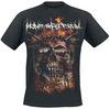 Heaven Shall Burn Skull Endzeit powered by EMP (T-Shirt)
