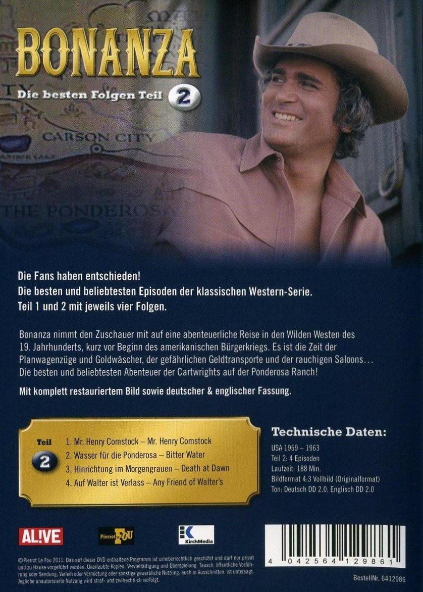 bonanza auf deutsch