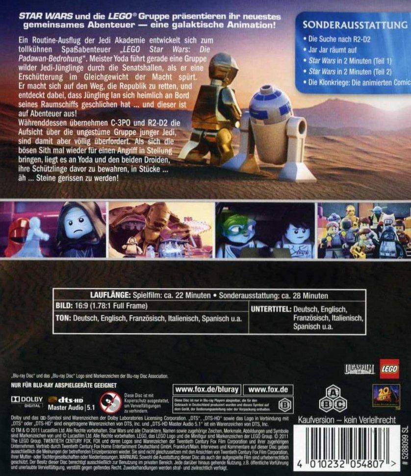 Lego Star Wars Die Padawan Bedrohung