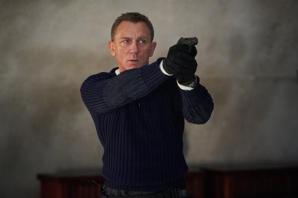 Daniel Craig in 'James Bond 007 - Keine Zeit zu sterben' (USA 2021) © MGM - Metro-Goldwyn-Mayer