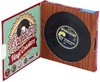 Vinyl Coasters Rockabilly powered by EMP (Untersetzer)