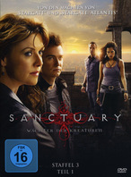 Sanctuary - Staffel 3