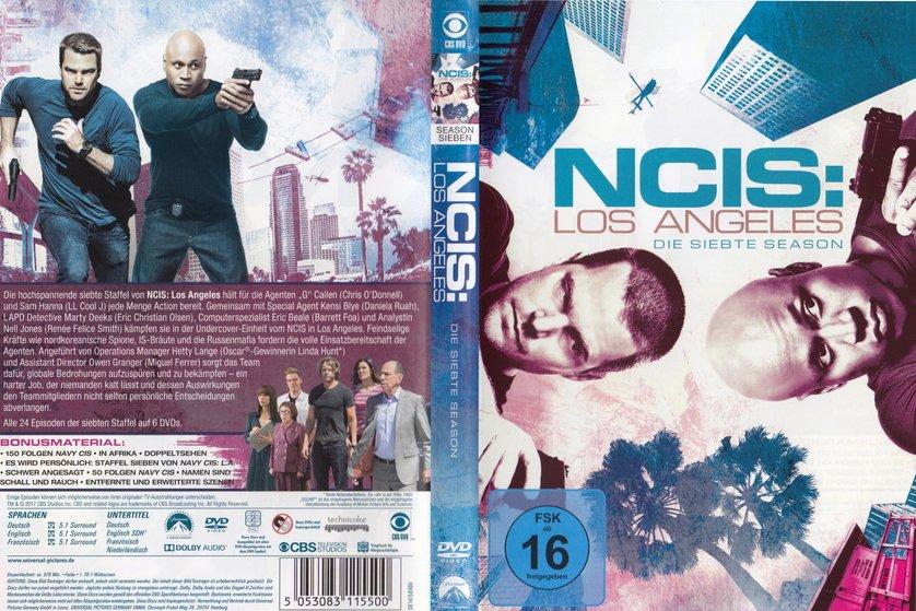 Ncis La Staffel 7 Dvd