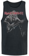 Iron Maiden Eddie Bass powered by EMP (Tank-Top)