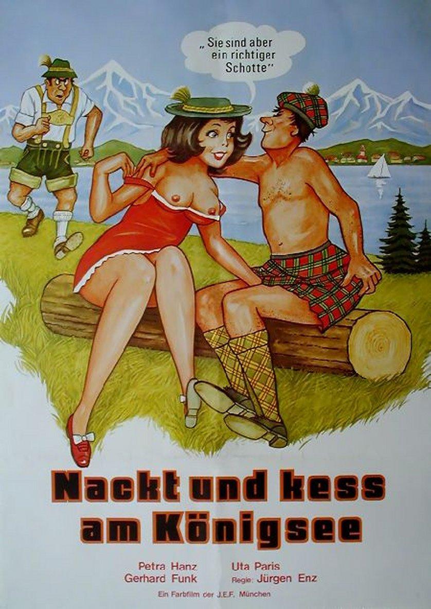 Nackt Und Kess Am Königssee