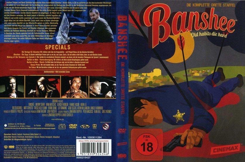 Banshee Staffel 5