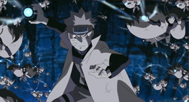Naruto Shippuden - The Movie 6 - Road to Ninja