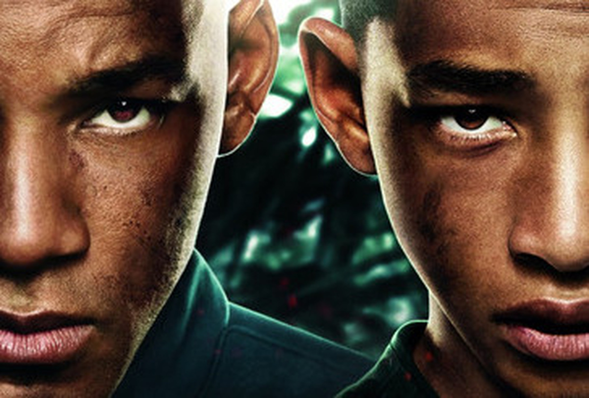 Will und Jaden Smith in 'After Earth' © Sony Pictures 2013
