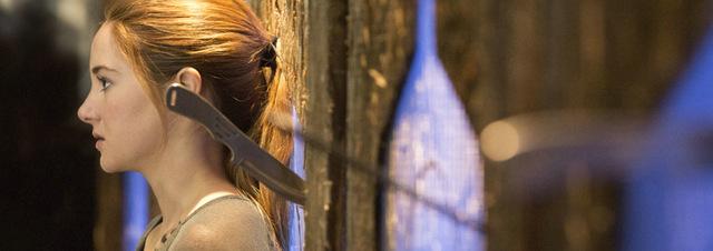 Shailene Woodley: 'Schicksal' und 'Bestimmung': Shailene überwindet ihre Ängste
