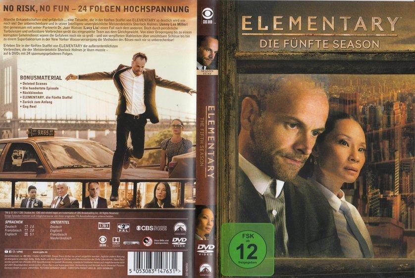 Elementary Staffel 6 Dvd