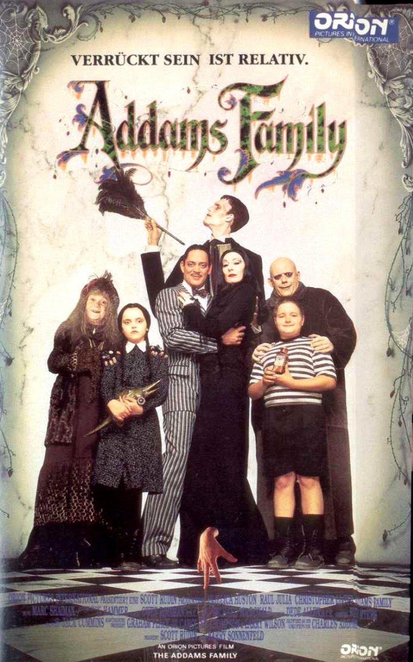 Addams Family Bilder