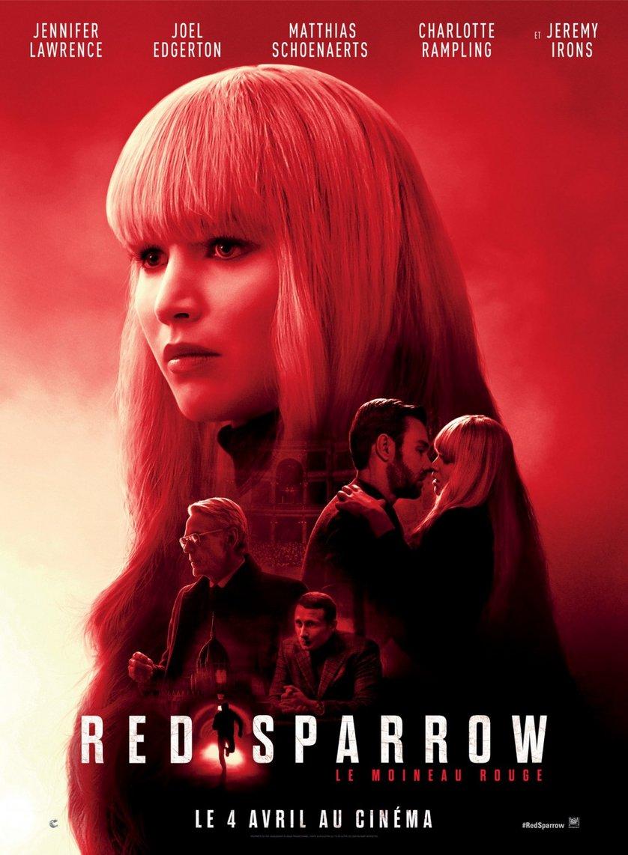 Red Sparrow: DVD oder Blu-ray leihen - VIDEOBUSTER.de