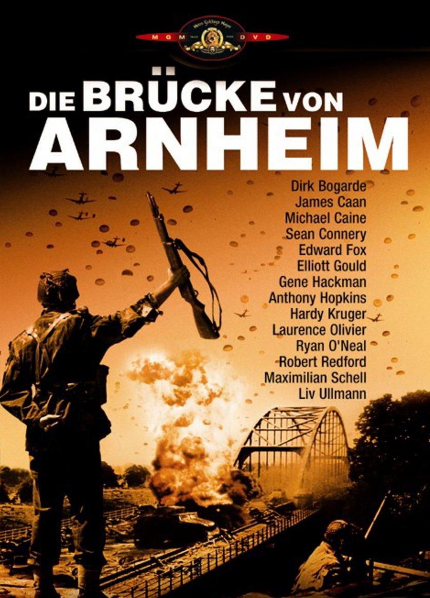 Bildergebnis für die brücke von arnheim dvd