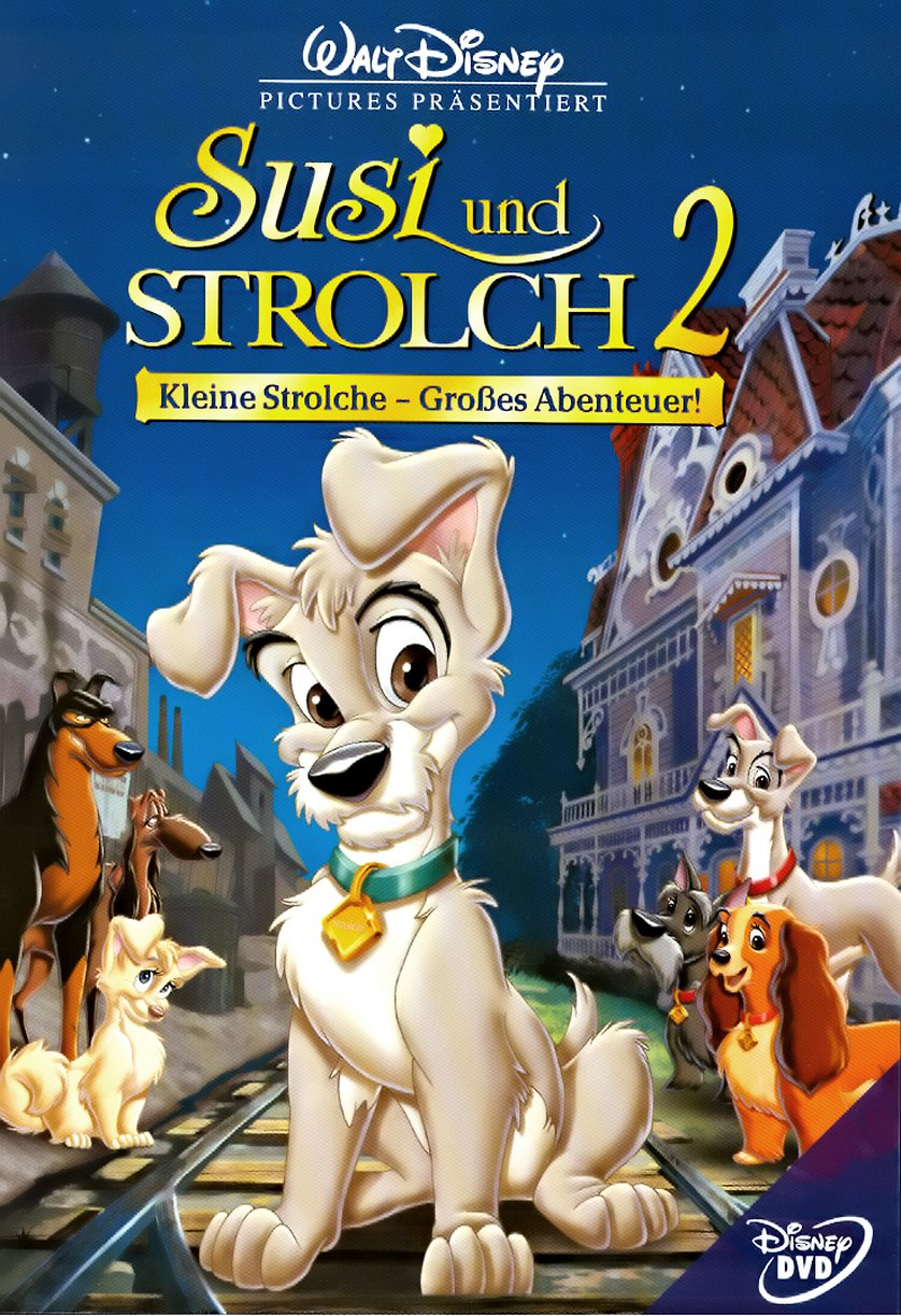 Susi Und Strolch 2 Dvd Oder Blu Ray Leihen Videobusterde