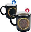 Der Herr der Ringe One Ring - Heat Change Mug powered by EMP (Tasse)