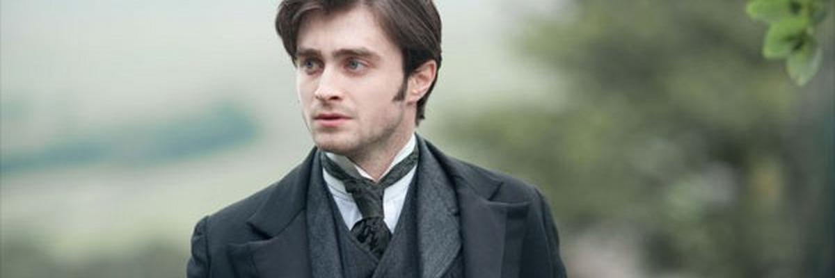 Daniel Radcliffe in 'The Woman in Black - Die Frau in Schwarz' (c) Concorde