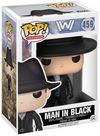 Westworld The Man in Black Vinyl Figure 459 powered by EMP (Funko Pop!)