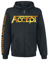 Accept Restless And Live powered by EMP (Kapuzenjacke)