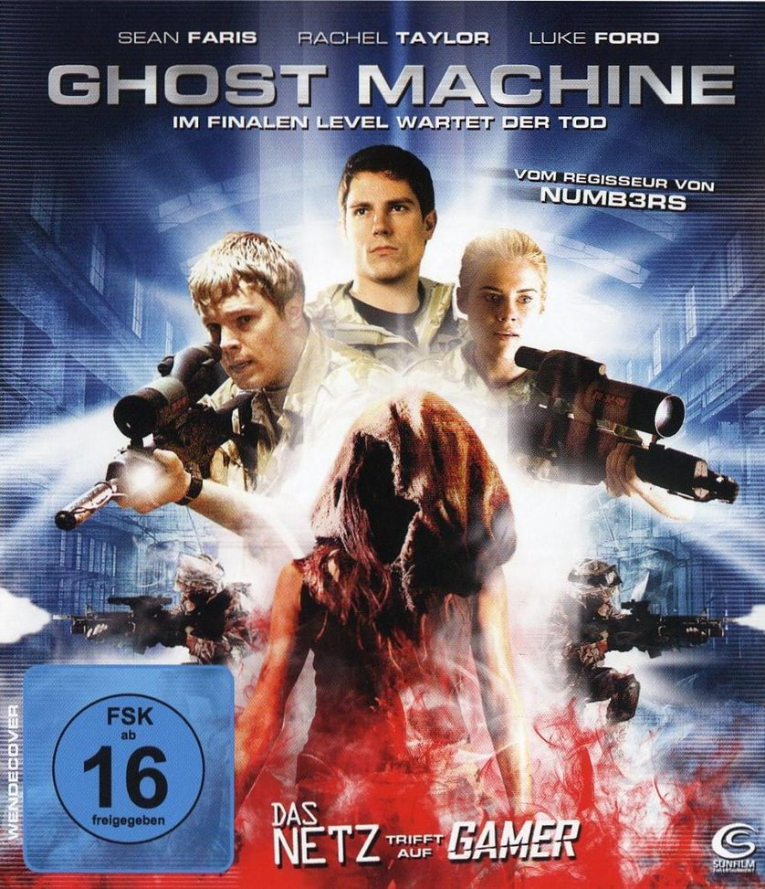 ghost in the machine dvd