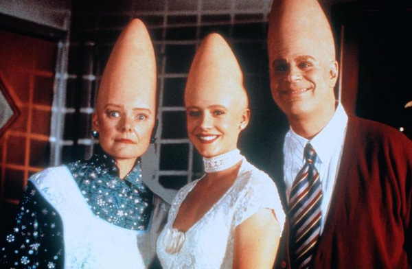 Die Coneheads © Paramount 1993