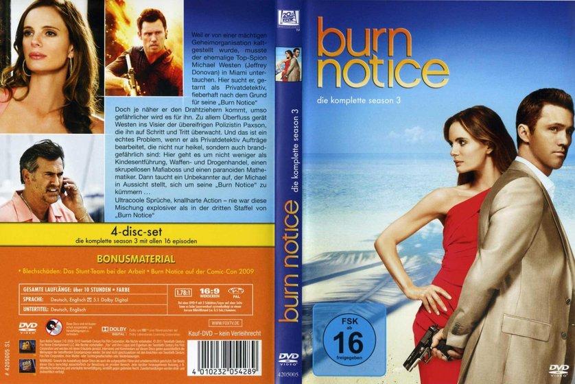 Burn Notice Staffel 7 Deutsch Stream
