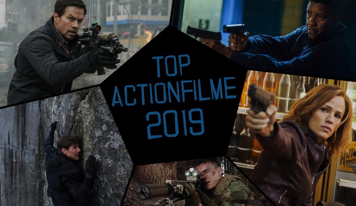 Die beliebtesten Actionfilme: Eure beliebtesten Actionfilme aus 2019
