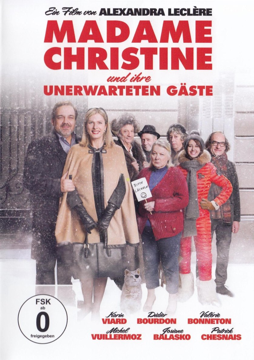 Madame Christine und ihre unerwarteten Gäste: DVD, Blu-ray oder VoD ...