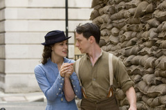 McAvoy + Knightley
