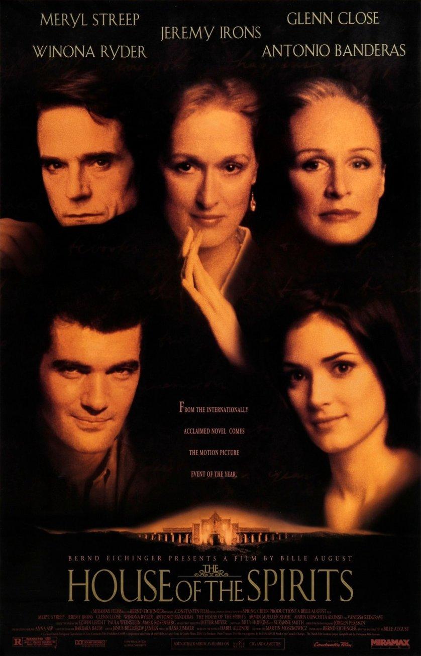 Das Geisterhaus Film