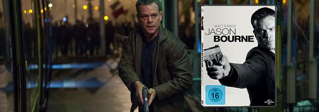 Jason Bourne: Du kennst seinen Namen: Jason Bourne!