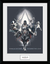 Assassin's Creed Work In The Dark powered by EMP (Gerahmtes Bild)