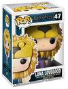 Harry Potter Luna Lovegood with Lion Head Vinyl Figure 47 powered by EMP (Funko Pop!)