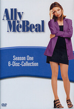 Ally McBeal - Staffel 1